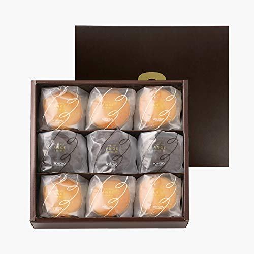 ヴィンテージアンジュ 9個入BX-IG【ボンサンク 洋菓子 スイーツ ギフト カップケーキ】
