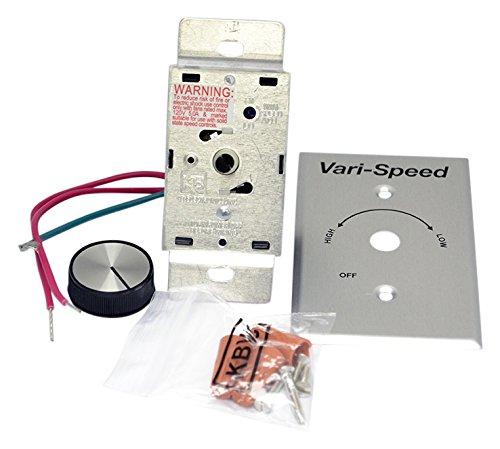 Model KBWC-16K (UR) Variable Speed Fan Control