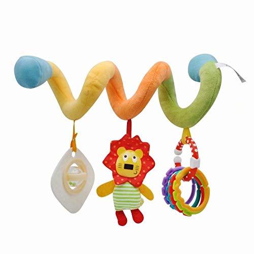 Amazemarket bébé enfant enfants jouet en peluche douce Poussette Clip Lit de berceau Landau à...