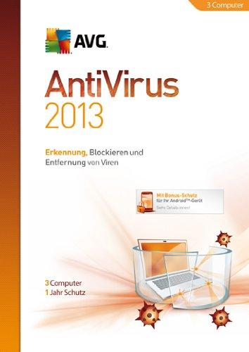 AVG AntiVirus 2013 3-Platz