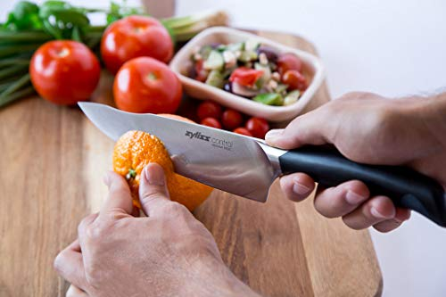 Zyliss Control Chefs Knife - Professional Kitchen Cutlery Knives - Premium German Steel, 8-inch