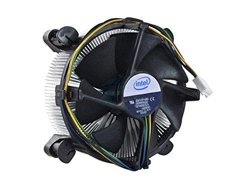 Original Intel LGA 1366CPU-Kupfer-Core 4pol Fan Kühlkörper Kühler i7965970975980980x 990990X