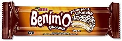 Eti Benim'o Çikolatalı Bisküvi 80 g
