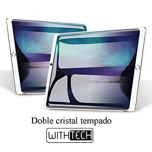 Tablet 10 Pulgadas WITHTECH Pad-3G , Doble Cristal , Octa Core, 4...