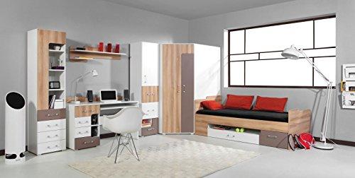 Jugendzimmer Komplett - Set B