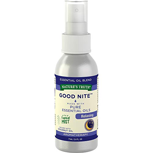 Nature's Truth Calming Goodnite Mist Spray, 2.4 Fl Oz