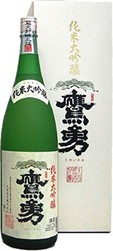 大谷酒造『鷹勇純米大吟醸』