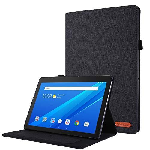 Funda para tablet Lenovo Tab E10 de 10.1 pulgadas, estilo de tela, TPU
