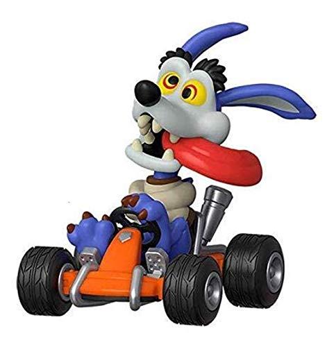 Funko Figurines en vinyle : Crash Bandicoot - CTR Crash Team Racing Nitro-Fueled Mystery Figure : Ripper Roo