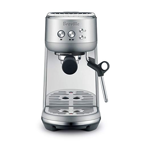 Breville the Bambino Stainless Steel Espresso Maker ステンレス エスプレッソマシン ブレビル [並行輸入品]