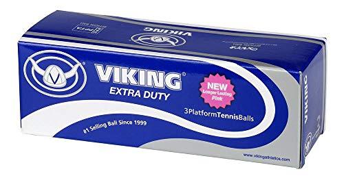 Viking Extra Duty Platform Tennis Balls - Pink by Viking