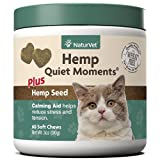 CALMING AID – Our cat calming aid plus Hemp Seed is recommended to assist with anxiety in cats from fireworks or thunderstorms, when bringing a new pet into the home with existing pets, when your pet has separation issues, when boarding your pet, whi...