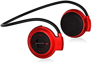 Bluetooth Stereo Headphone/Headset With Microphone and Multifunction Buttons - MINI-503