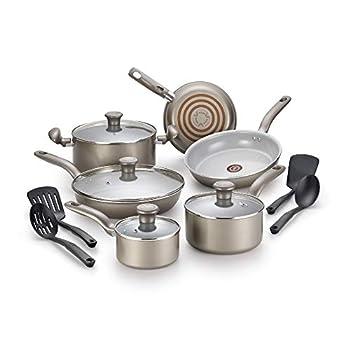 T-fal G919SE64 Initiatives Ceramic Nonstick Cookware