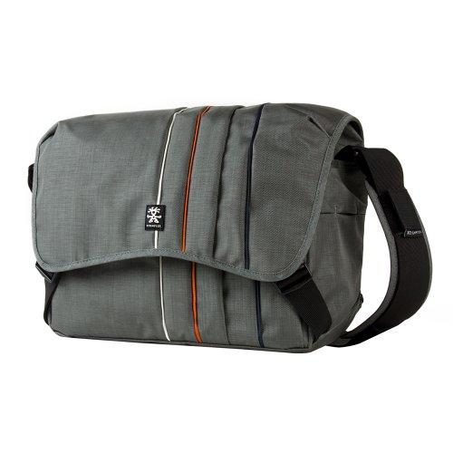 Crumpler Jackpack 9000 maus-grau / weiß