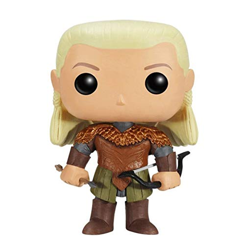 Funko Pop Movies : The Hobbit - Legolas Greenleaf 3.75inch Vinyl Gift for Movies Fans(Without Box) SuperCollection