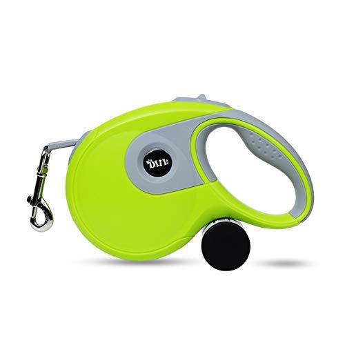 PETCUTE Einziehbare hundeleine aufrollbare Hundeleine Roll-Leine Leine für kleine und mittlere und große Hunde Training, Walking, Jogging, umfangreiche 8m Leine