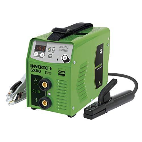 GYS 3154020036642 - Soldador, Metal, Color Verde