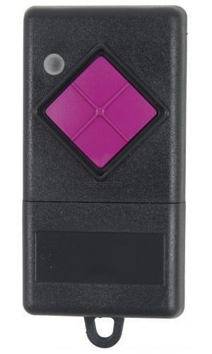 Dickert MAHS433-01 433 Mhz 1-Befehl Mini Handsender