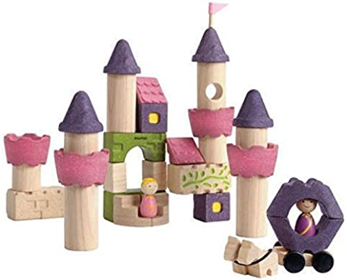 Plan Toys Fairy Tale Blocks by Plan Toys
