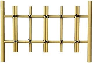 竹垣 プラスチック四つ目垣 サイズ中 幅3尺 W90cm×H60cm