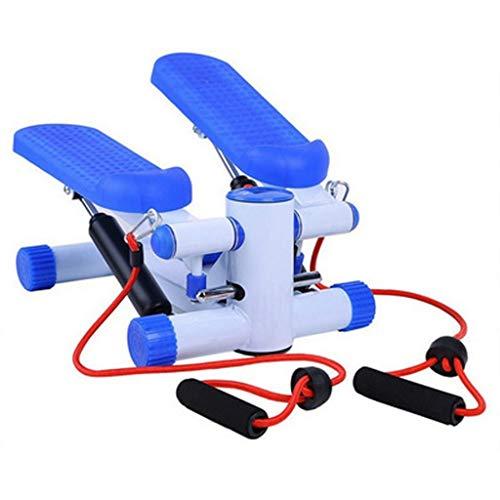 Stepper Máquinas de Step Mini Fitness Escalera Paso a Paso Fitness Ejercicio Cardio Trainer Paso a Paso máquina de torsión con el Monitor LCD