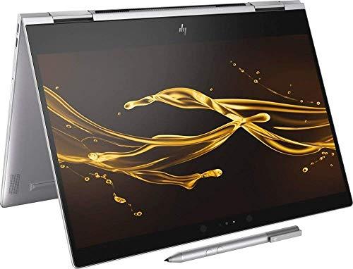 2018 Flagship HP Spectre X360 13.3' FHD IPS 2-in-1 Touchscreen Laptop Intel Quad-Core i7-8550U 8GB DDR4 512GB PCIe NMVe SSD ThunderboltBacklit Keyboard Win Ink Stylus Pen Fingerprint Reader Win 10