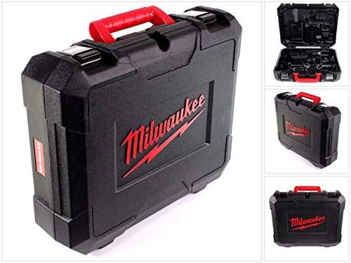 Milwaukee Koffer Werkzeugkoffer Schwarz für 18 V Maschinen/BPD/FID / ONEIWF12