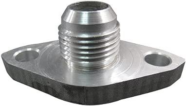 CXRacing AN10 Aluminum Oil drain return Flange For Supra 1JZ-GTE 2JZ-GTE Turbo