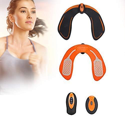 HURRISE Unisex-Youth Elektronisch Bauch Muskeln Stimulator Smart Home System Kabellos EMS Muskel-Trainer Ganzer Muskelaufbau zum Zuhause Büro Körper Fitness Trainieren Ausrüstung(#3)