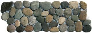 Bali Ocean Pebble Tile Border 1 Piece 4