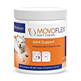 MOVOFLEX Joint Support Soft Chews for Small Dogs (60 Count)   Veterinarian Formulated, Gluten-Free