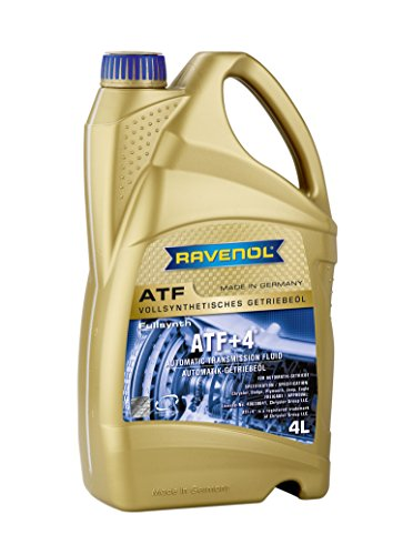 RAVENOL ATF+4 Fluid (4 Liter)