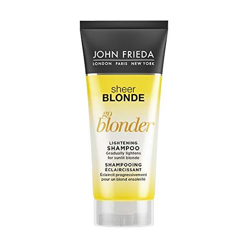 JOHN FRIEDA Sheer Blonde Shampooing Éclaircissant Go Blonder 50ml