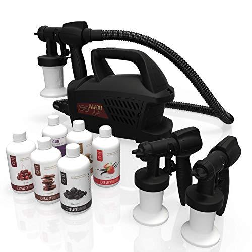 MaxiMist Evolution TNT – Spray Tanning Machine (Includes Suntana Spray...