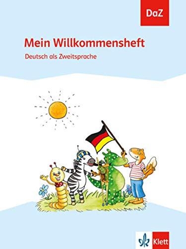Mein Willkommensheft: Willkommensheft (5er-Pack) Klasse 1-4 (DaZ. Deutsch als Zweitsprache)