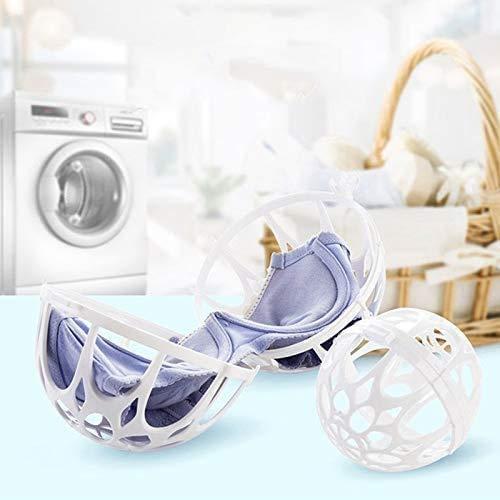 GOODS+GADGETS BH Wäschenetz Wäschesack Bra Washing Kit BH-Schoner Waschbeutel für Waschmaschinen und Trockner Bra Protector für BHS und Bikinis