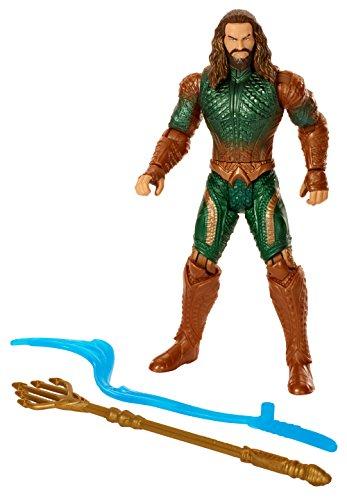 Justice League Figura básica Aquaman Core (Mattel FGG67)