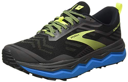 Brooks Caldera 4, Zapatillas para Correr Hombre, Black Blue Nightlife, 41 EU