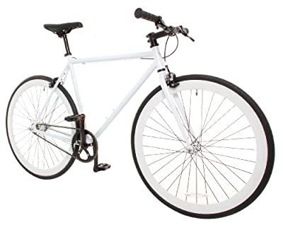 Vilano Medium (54cm) Rampage Fixed Gear Bike Fixie Road Bike