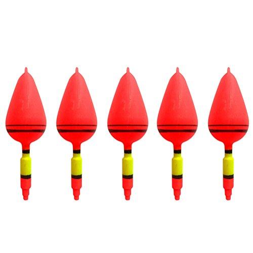 Milopon - Posen & Sbirolinos in Gelb + rot, Größe 12cm * 3,4cm