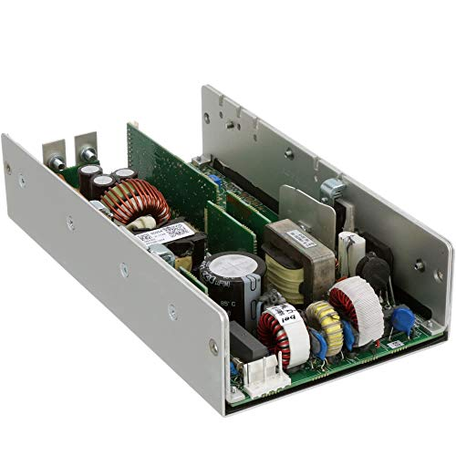 Power Supply; AC-DC; 24V; 10.5A; 85-264V In; Open Frame; Panel Mount; PFC; PFC250 Series