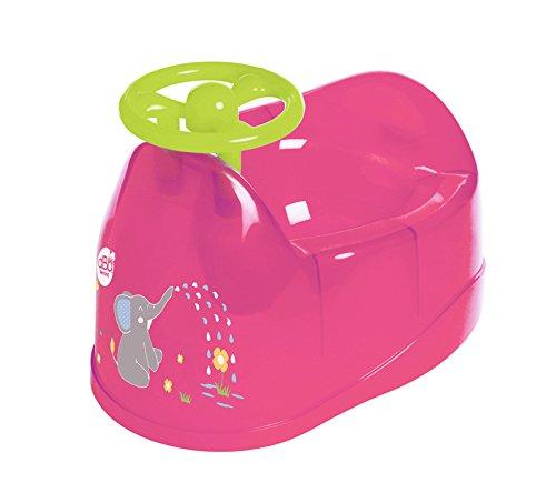 dBb Remond Vasino decorazione elefante con volante rosa traslucido