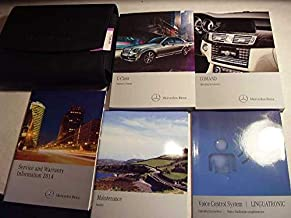 2014 Mercedes C Class with Command Supplement Owners Manual