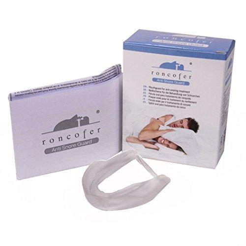 Roncofer. Dispositivo Antironquidos para dejar de roncar · Las solución para los ronquidos y ayuda para la apnea del sueño