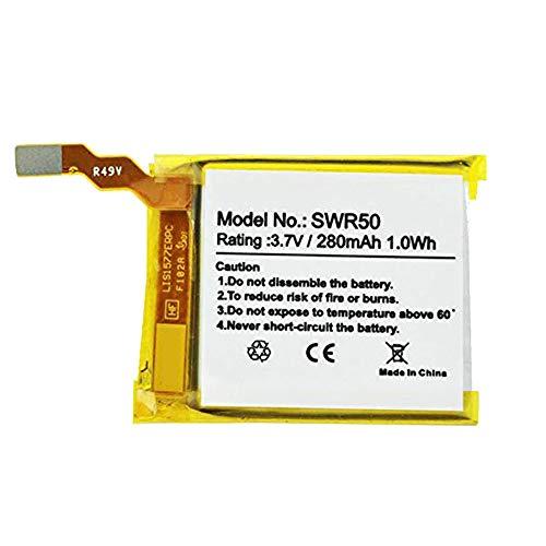 WXKJSHOP Batería de repuesto compatible con Sony Smartwatch 3 SWR50 GB-S10-353235-0100 GB-S10 3,8 V 420 mAh