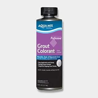 Aqua Mix Grout Colorant - 8 oz Bottle - Light Gray