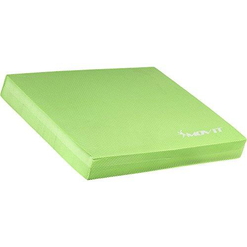 Movit Balance Pad »Dynamic Base«, 48x38x5,8cm, grün, Training für Gleichgewicht und Koordination