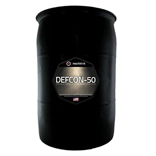 Defcon-50 - Haze Fluid for Diffusion DF-50 Haze Machine - 55 Gallon Drum