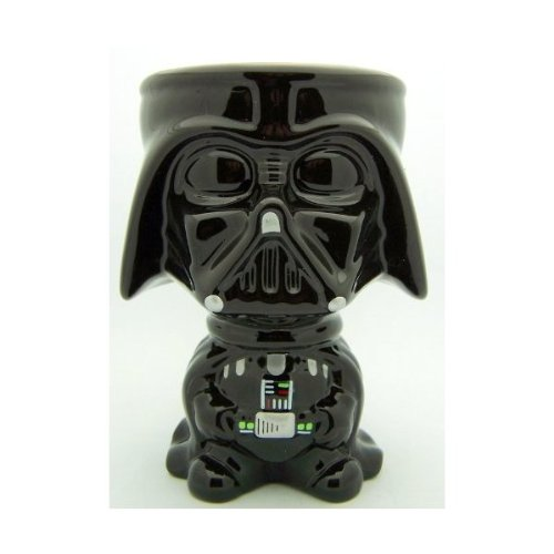Star Wars Darth Vader Ceramic Goblet, 10 Ounce